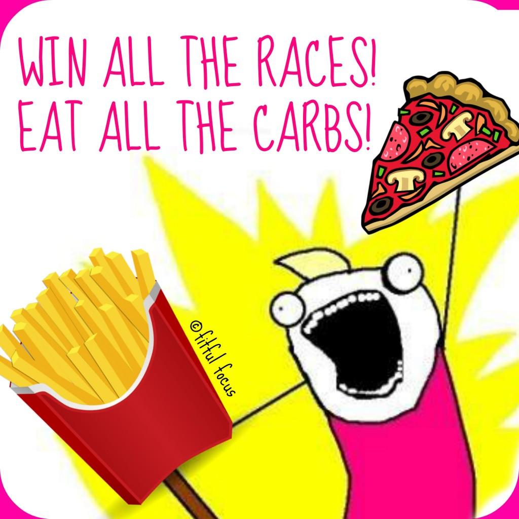 carbs!